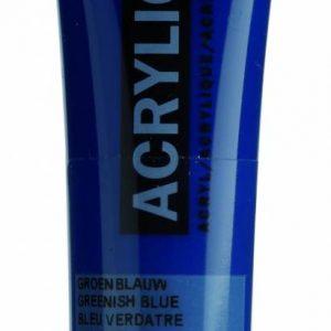 Amsterdam Acrylverf Groenblauw 20 ml