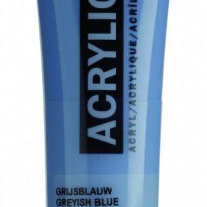 Amsterdam Acrylverf Grijsblauw 20 ml