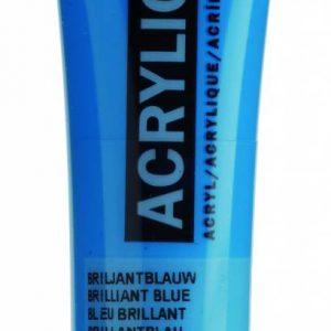 Amsterdam Acrylverf Briljantblauw 20 ml