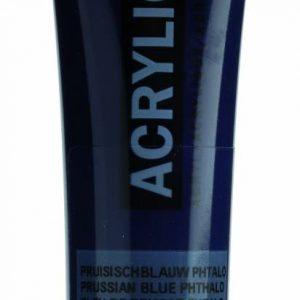 Amsterdam Acrylverf Pruisischblauw Phtalo 20 ml