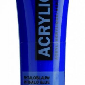 Amsterdam Acrylverf Phtaloblauw 20 ml
