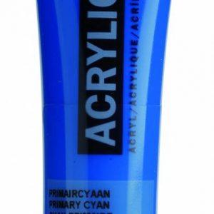 Amsterdam Acrylverf Primair Cyaan 20 ml