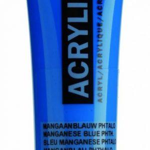 Amsterdam Acrylverf Mangaanblauw 20 ml