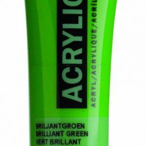 Amsterdam Acrylverf Briljant Groen 20 ml