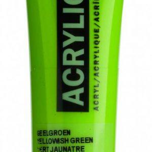Amsterdam Acrylverf Geel Groen 20 ml