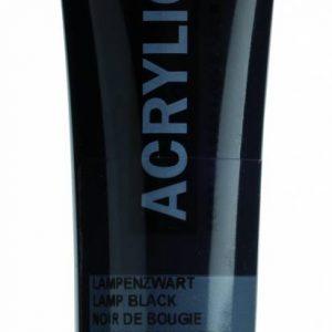 Amsterdam Acrylverf Lampenzwart 20 ml