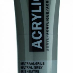 Amsterdam Acrylverf Neutraal Grijs 20 ml