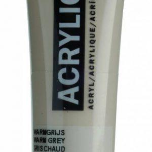 Amsterdam Acrylverf Warm Grijs 20 ml