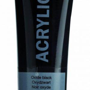 Amsterdam Acrylverf Oxydzwart 20 ml