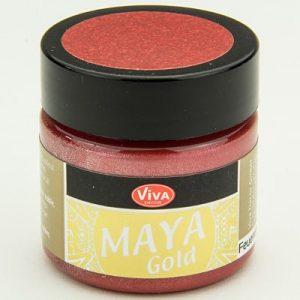 Viva Decor Maya Gold Firered
