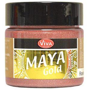 Viva Decor Maya Gold Rose Gold