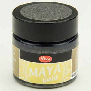 Viva Decor Maya Gold Grey