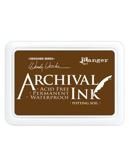 Archival Ink Potting Soil