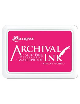 Archival Ink Vibrant Turquoise