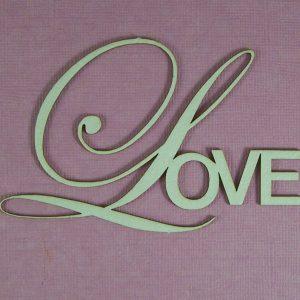 Chipboard Love