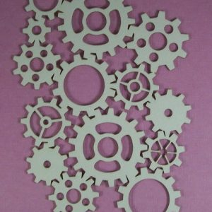 Chipboard Steampunk
