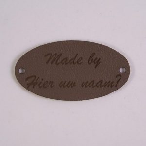 Labels Made by Middenbruin Stijl 1