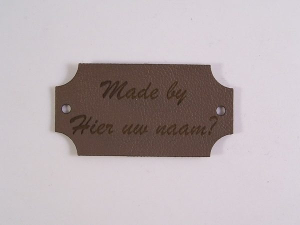 Labels Made by Middenbruin Stijl 2
