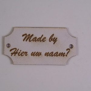 Labels Made by Wit Stijl 2