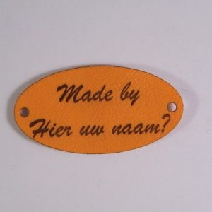 Labels Made by Oranje Stijl 1