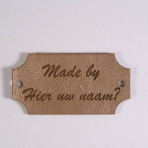 Labels Made by Goud Stijl 2