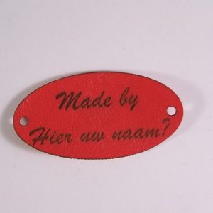 Labels Made by Rood Stijl 1