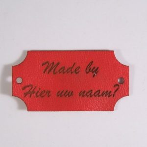Labels Made by Rood Stijl 2