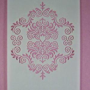 Stencil Ornament Stijl 9