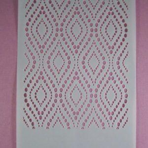 Stencil Dots