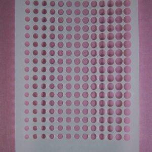Stencil Dots stijl 1