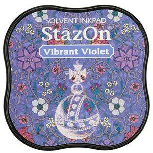 Stazon Inkt Midi Vibrant Violet