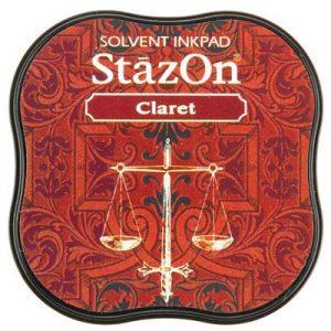 Stazon Inkt Midi Claret