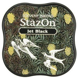 Stazon Inkt Midi Jet Black