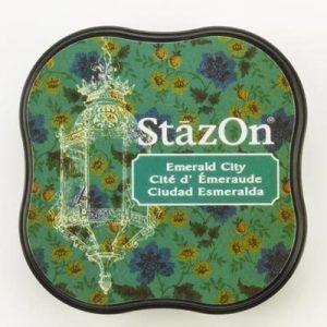 Stazon Inkt Midi Emerald City