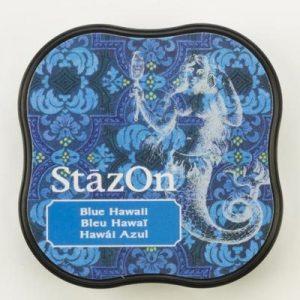 Stazon Inkt Midi Blue Hawaii