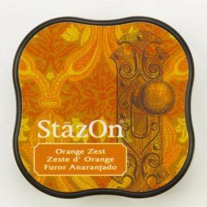 Stazon Inkt Midi Orange Zest