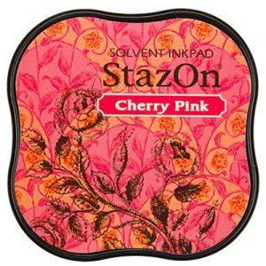 Stazon Inkt Midi Cherry Pink