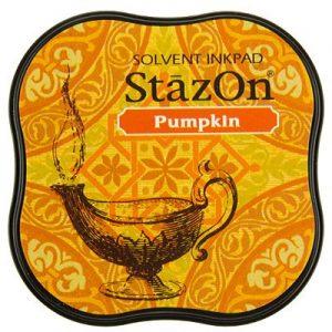 Stazon Inkt Midi Pumpkin