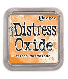 Distress Oxide Spiced Marmelade