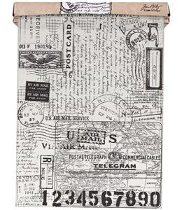 TH IDEAOLOGY, TISSUE WRAP, POSTALE 5 yards