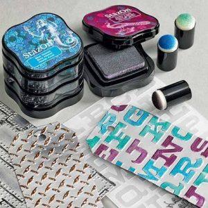 Stempels en Inkt