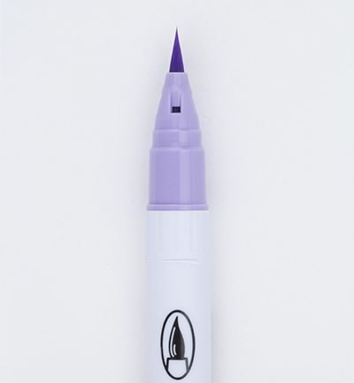 Zig Clean Color Real Brush Lilac