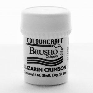 Brusho Poeder Alizarin Crimson