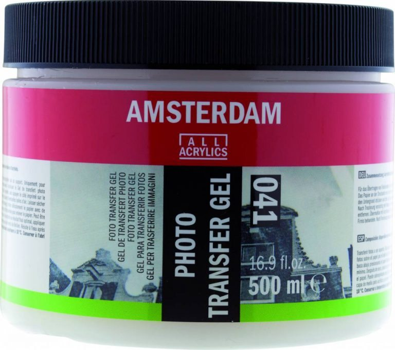 Amsterdam Foto Transfer Gel 500 ml
