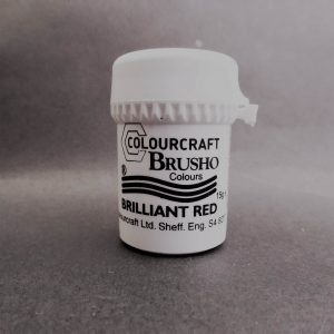 Brusho Poeder Red