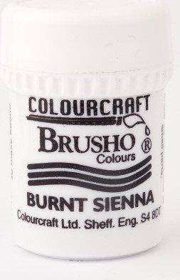 Brusho Poeder Burnt Sienna