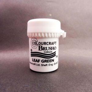 Brusho Poeder Leaf Green
