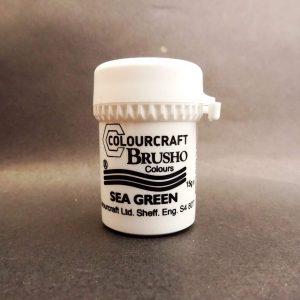 Brusho Poeder Sea Green
