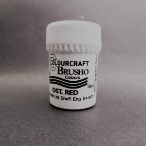 Brusho Ost Red