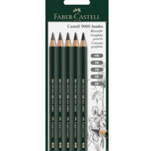 Faber Castell CASTELL 9000 Jumbo
